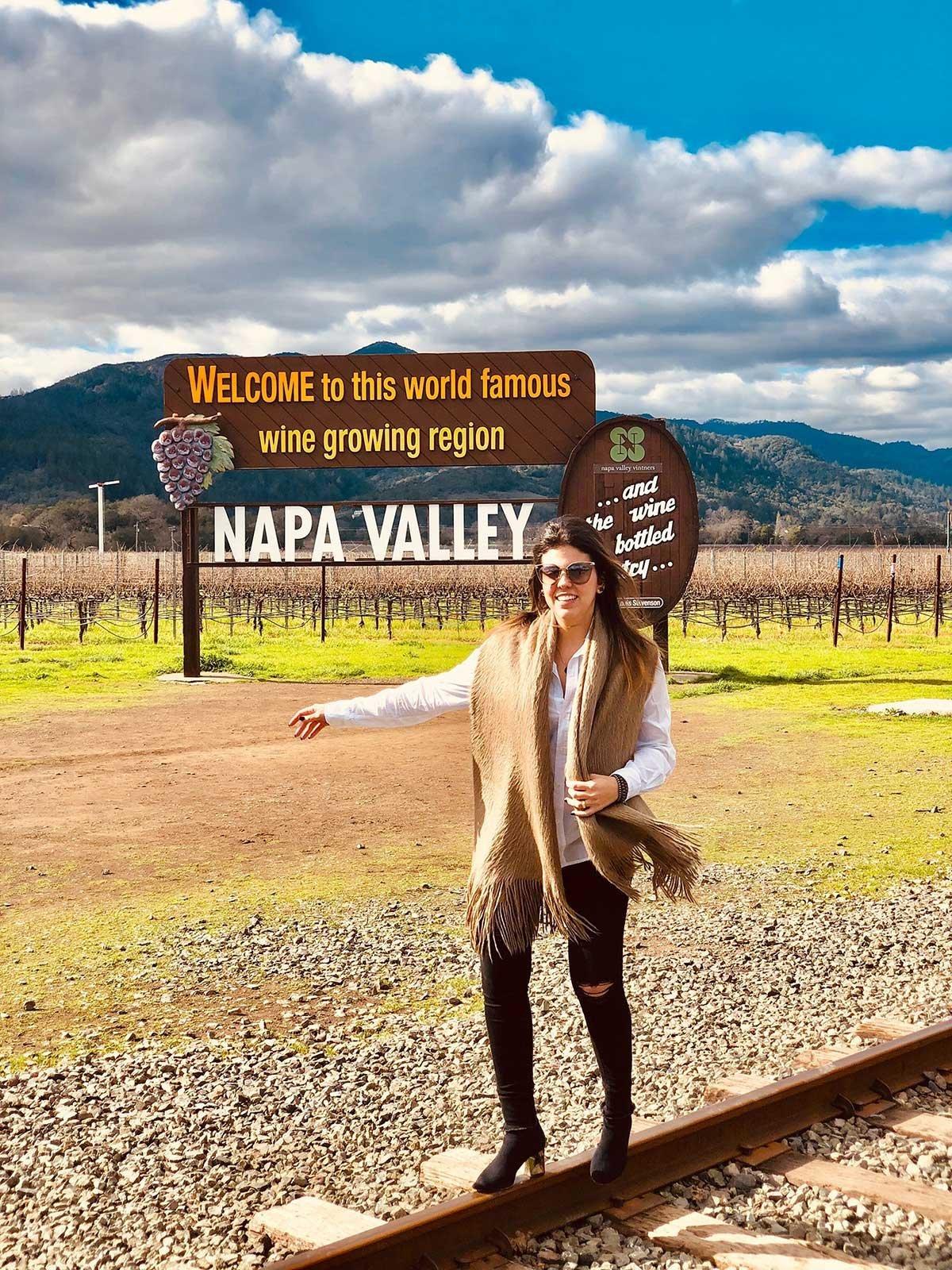 Sobre Napa Valley 1