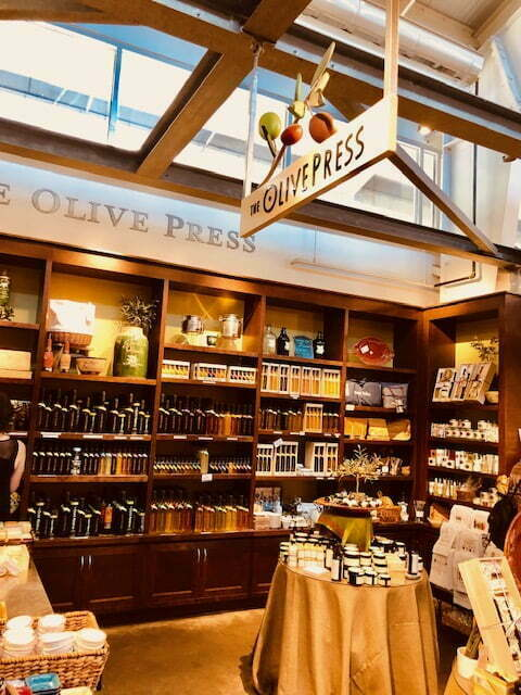 Shopping & Dining at Oxbow Public Market in Napa Valley 13