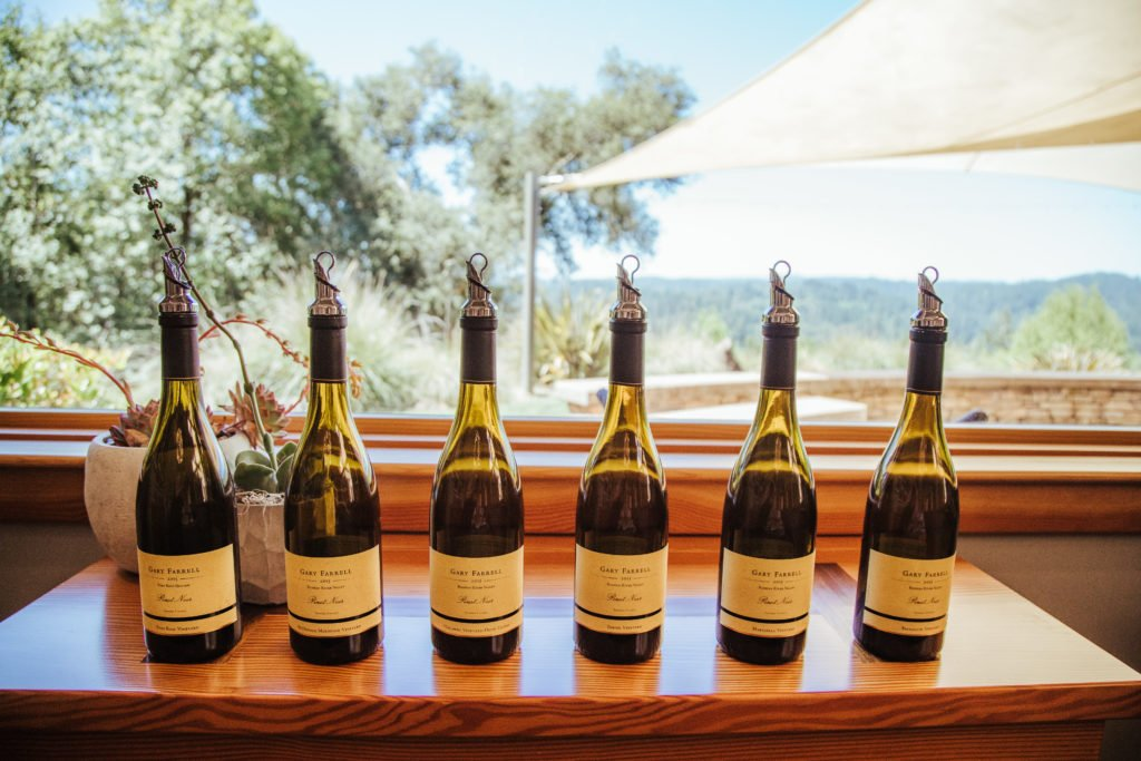 Experience the Gary Farrell Salon Vineyards & Winery in Healdsburg 6