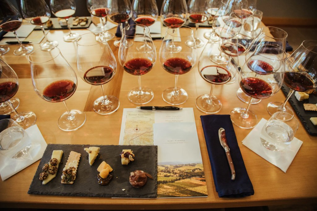 Experience the Gary Farrell Salon Vineyards & Winery in Healdsburg 9