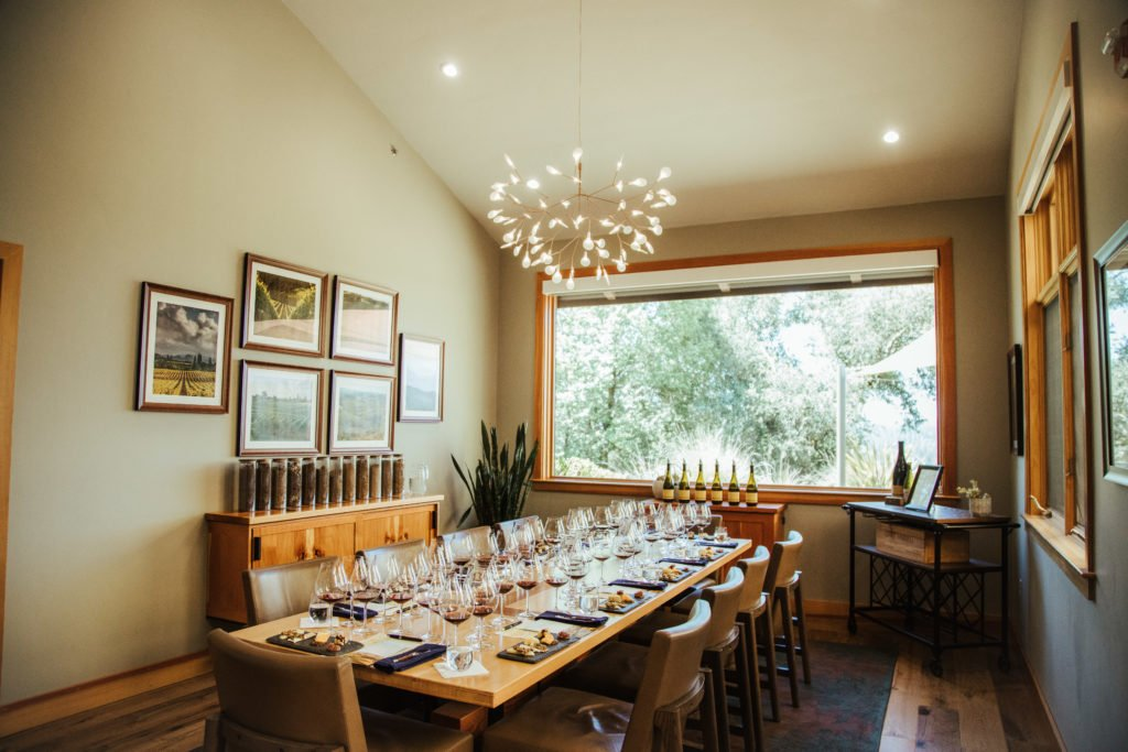 Experience the Gary Farrell Salon Vineyards & Winery in Healdsburg 8