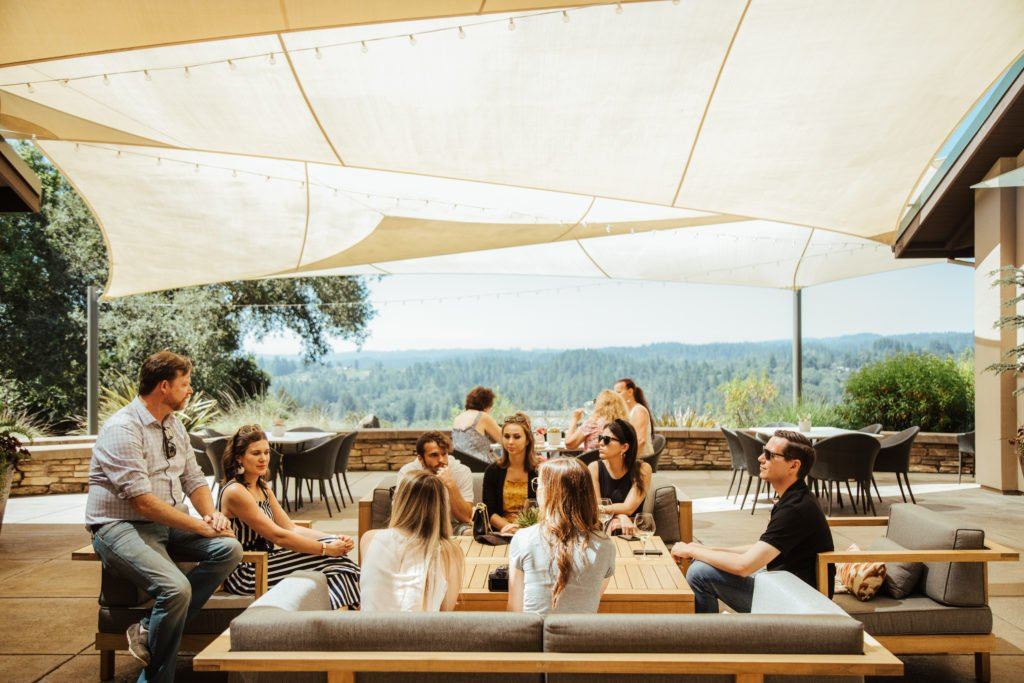 Experience the Gary Farrell Salon Vineyards & Winery in Healdsburg 5