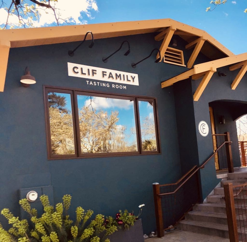 Clif Family: A Winery, A Food Truck & Cycling Adventures in Napa Valley 2