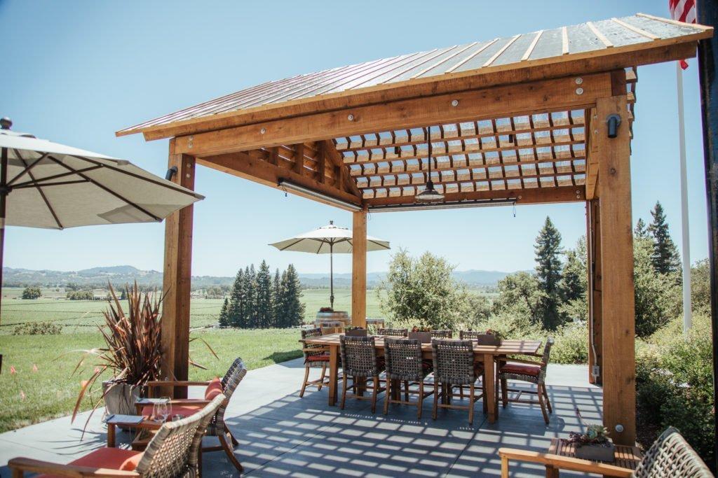 Picnic (Almoço) de Verão com uma Vista Espetacular na Vinícola Robert Young 4