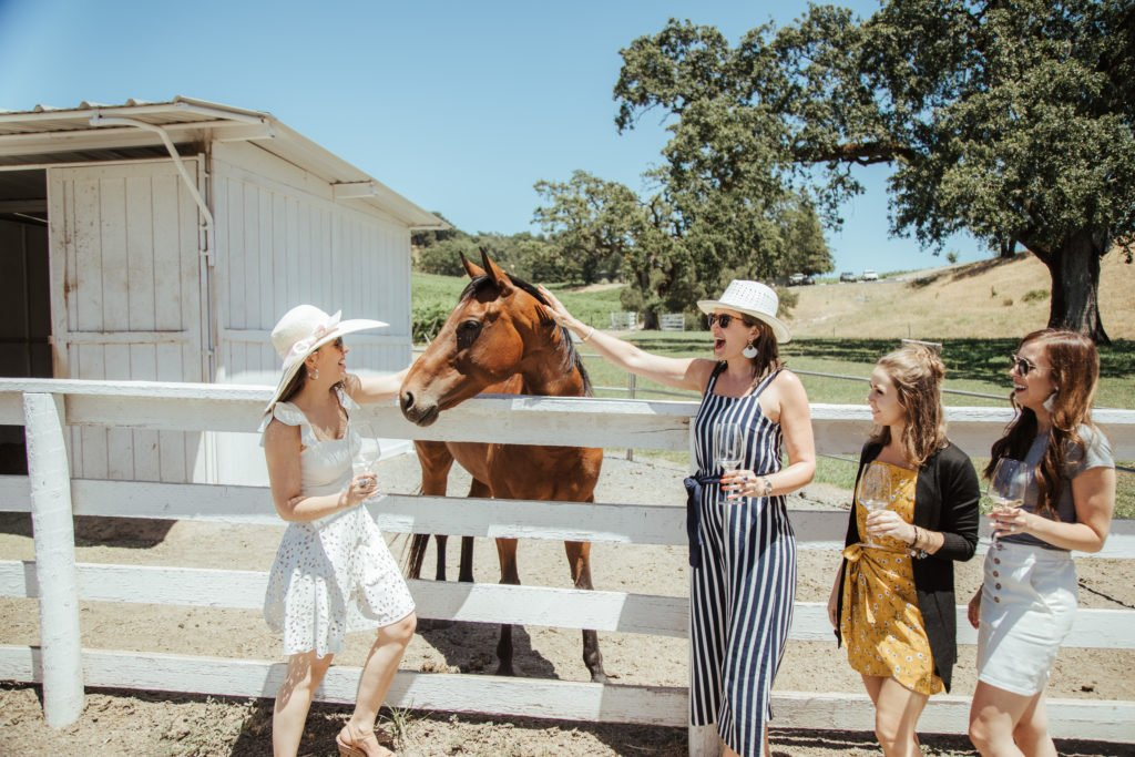 Decadent Summer Picnic & Wine Tasting at Robert Young Vineyards 8