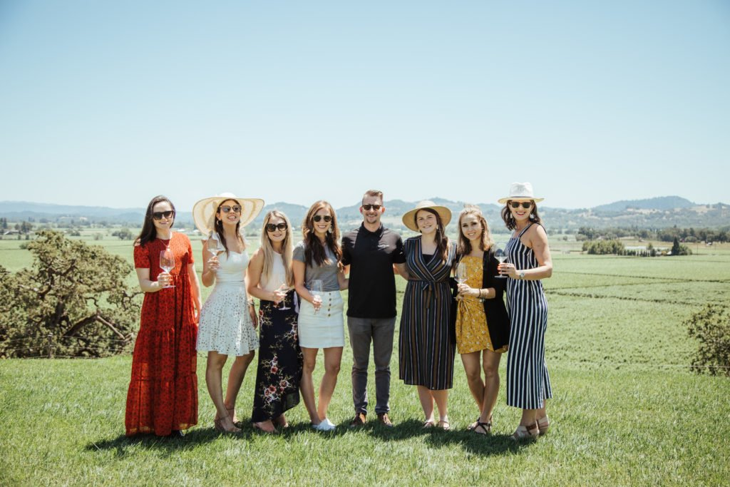 Decadent Summer Picnic & Wine Tasting at Robert Young Vineyards 2