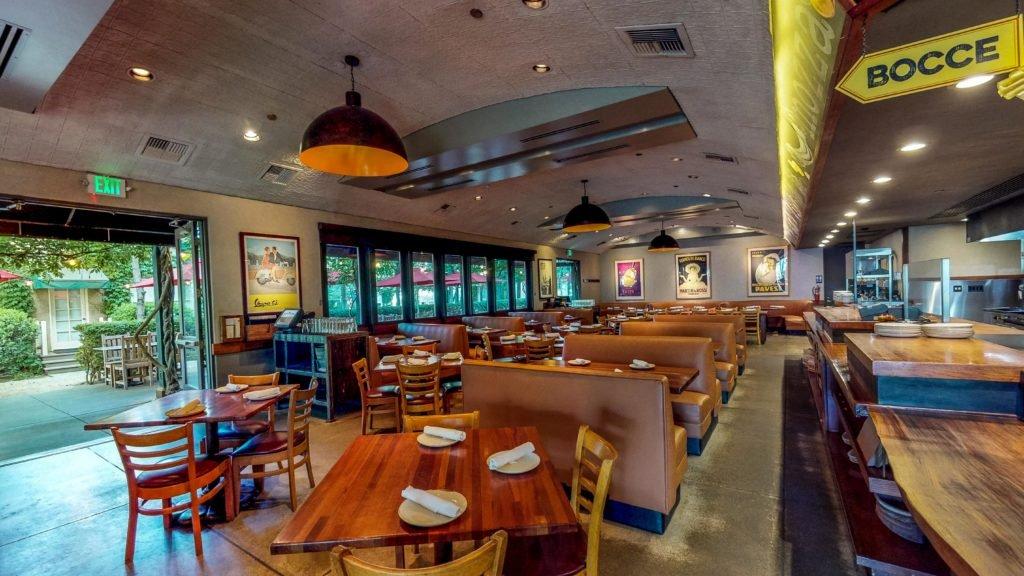 Vinho + Pizza = Melhor Combo!! A Tra Vigne Pizzeria em Napa Oferece a Melhor Pizza & Pasta do Vale!! 4